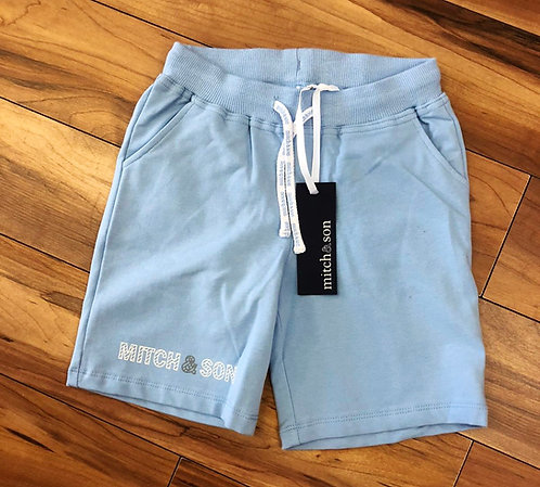 Mitch & Son - Mason Pale Blue Shorts