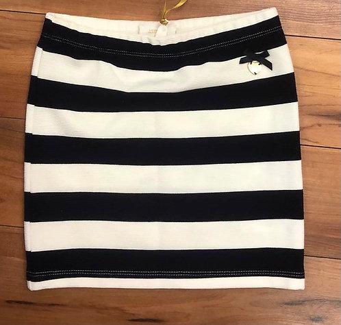 Le Chic Stripe Skirt