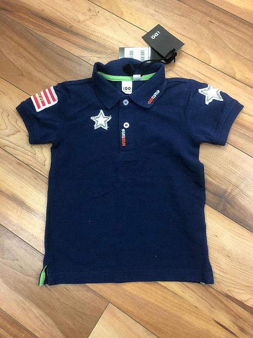 iDO - Navy Star T-Shirt
