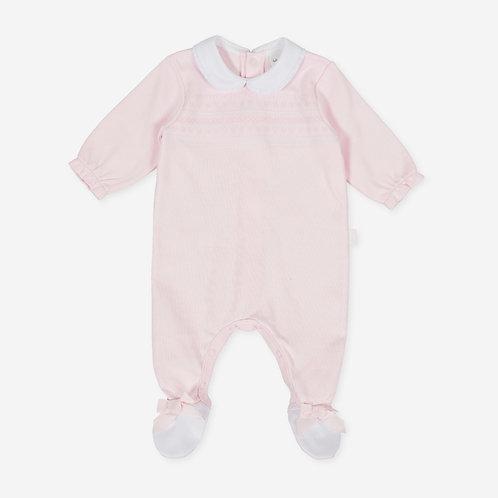 Tutto Piccolo Pink Babygrow