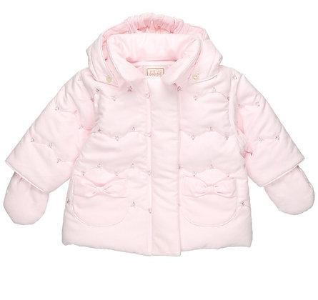Riva - Rosebud Baby Girls Winter Jacket