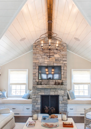 This or That Thursday: Fireplace Focal Point