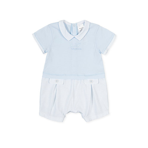 Tutto Piccolo - P.Alegrias Sky Blue Babysuit