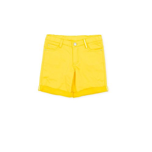 Tutto Piccolo - Coupé Yellow Shorts