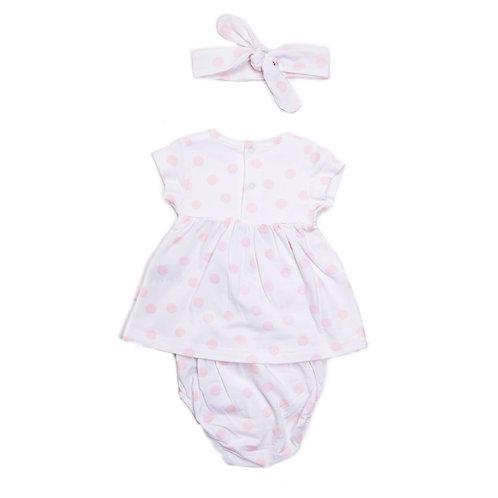 Babybol - Dress Panties & Ribbon