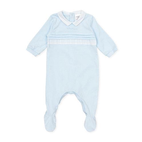 Tutto Piccolo - P.Ballet Sky Blue Babygrow