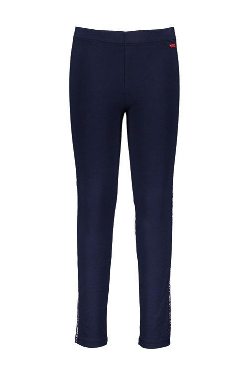 Le Chic - Hilde Blue Navy Leggings