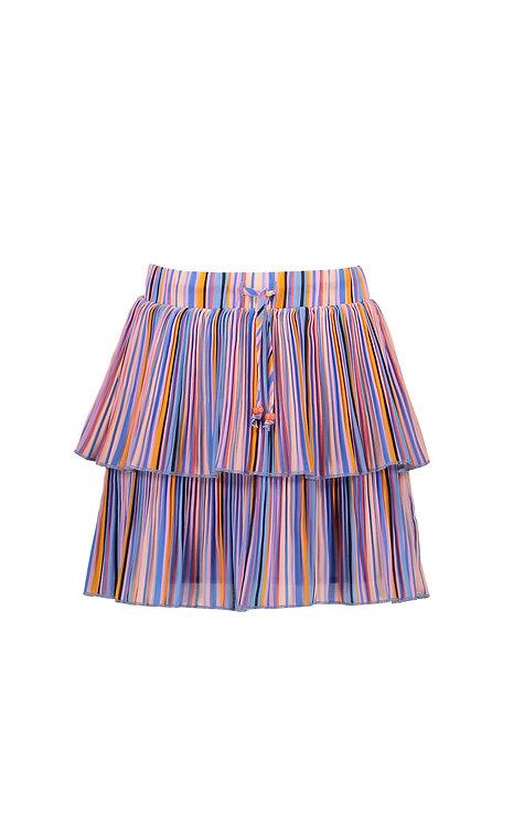 NoNo - Nikkie 2 layered short skirt