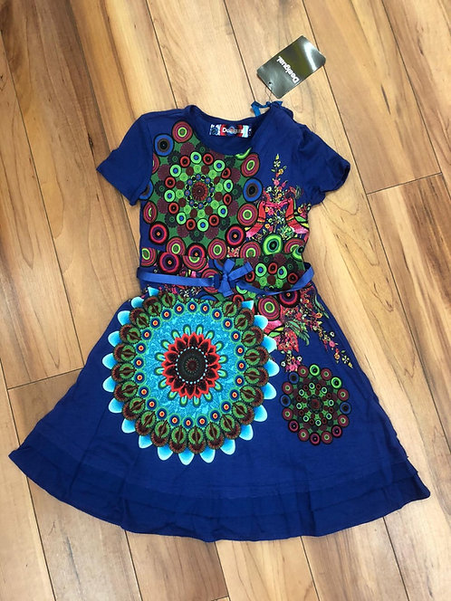Desigual Blue Dress