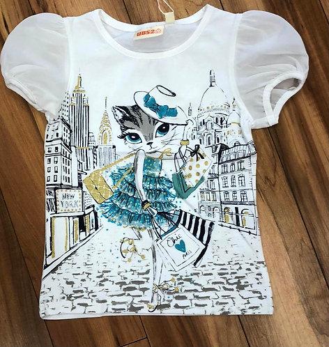 UBS2 Kitten T-Shirt
