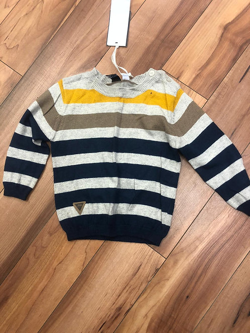 iDO - Stripe Sweater