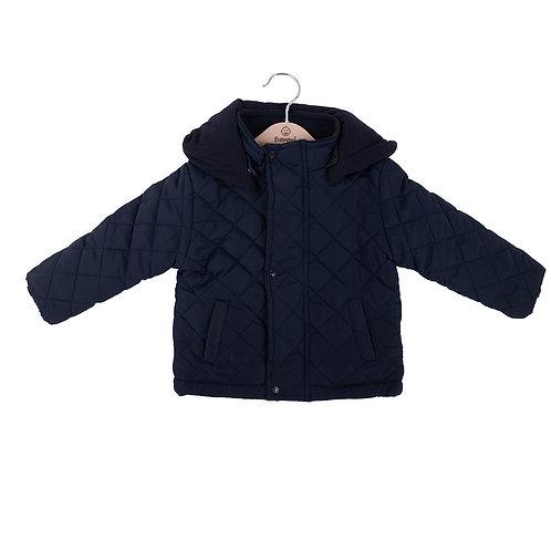 Babybol -  Navy Padded Jacket