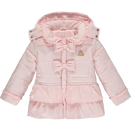 A Dee - Fiona Pale Pink Coat