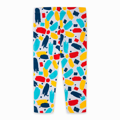 Tuc Tuc -Blue Printed Leggings
