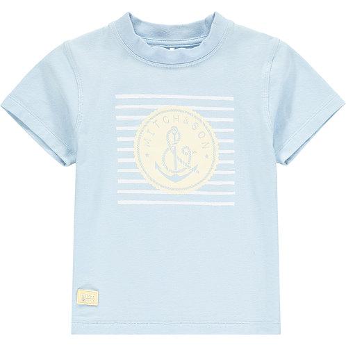 Mitch & Son -Byres Anchor T-shirt