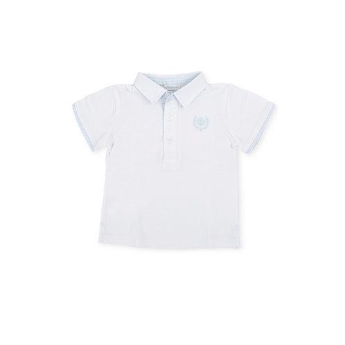 Tutto Piccolo - Coupé White Sky Blue T-Shirt