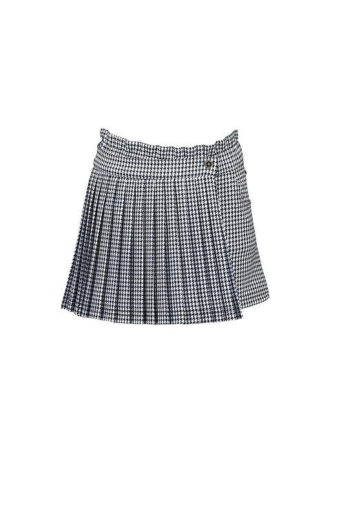 Le Chic - Doris Blue Navy Skirt