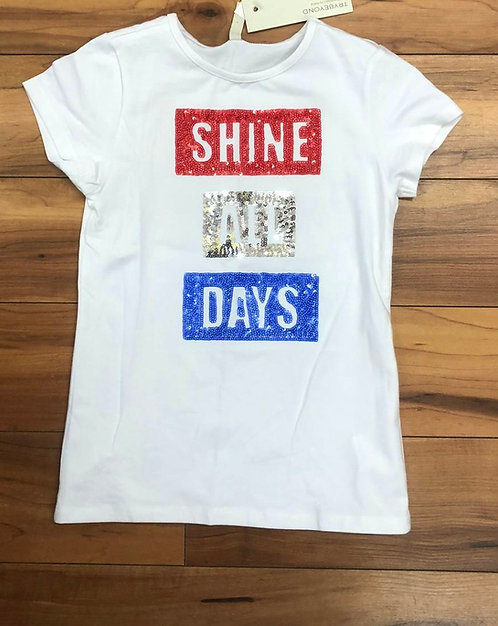 Trybeyond White T-Shirt