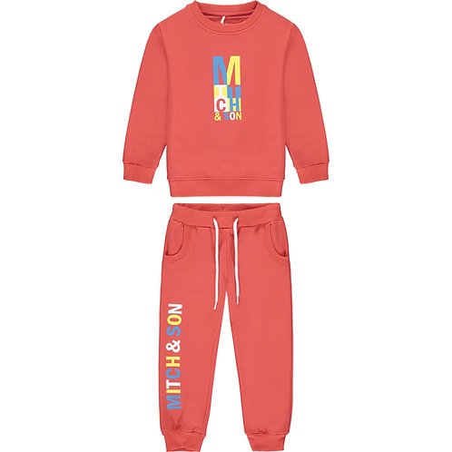 Mitch & Son - Candleriggs Logo Tracksuit