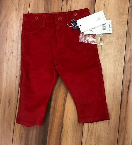 Tutto Piccolo - Red Trousers