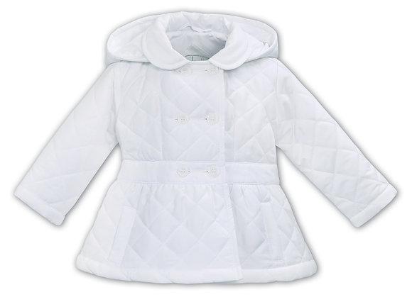 Dani Sarah Louise - White Jacket