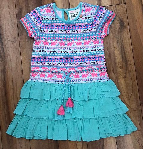 Hello - Multicolour Dress