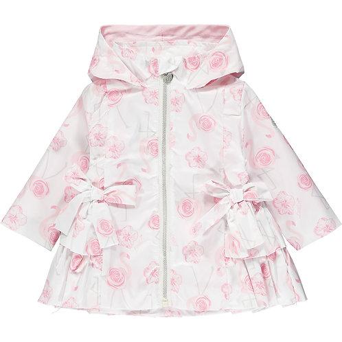 Little A - Jaeda Flamingo Print Jacket