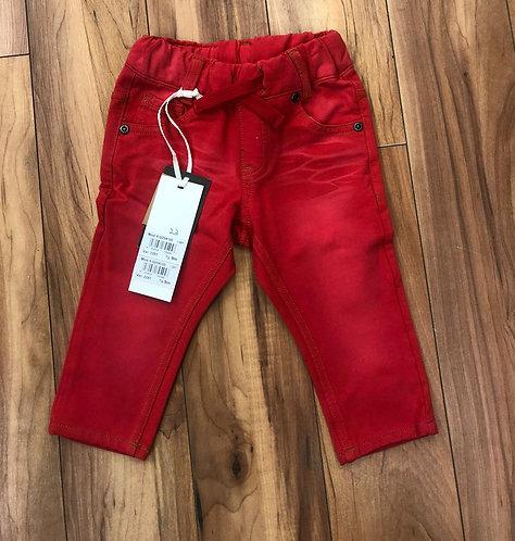 iDO- Red Cord Pants