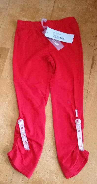 Cameron Red Leggings