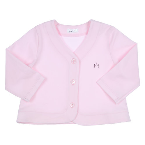 GYMP -  Light Pink Cardigan