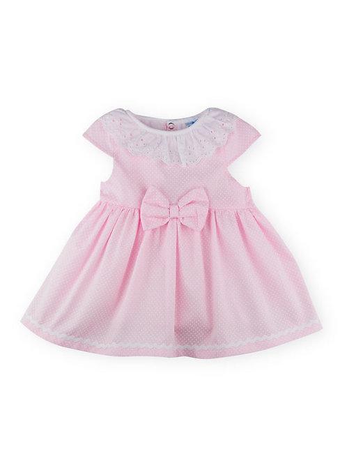 Sardon - Tintin Pink Bow Dress
