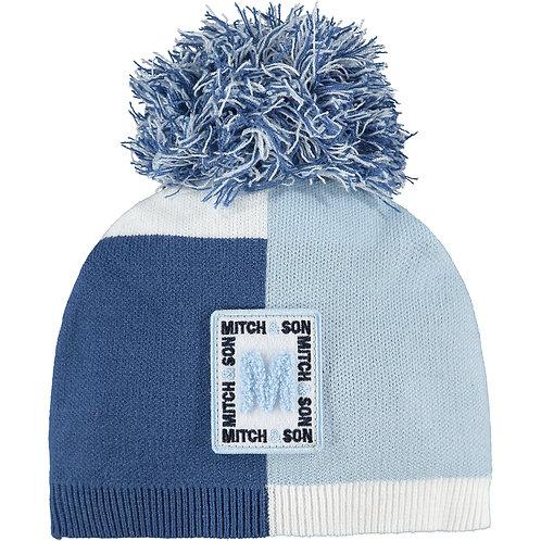 Mitch & Son -  Parkgrove Pale Blue Block Hat