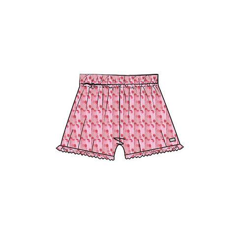 Happy Calegi - Lia Dot Shorts