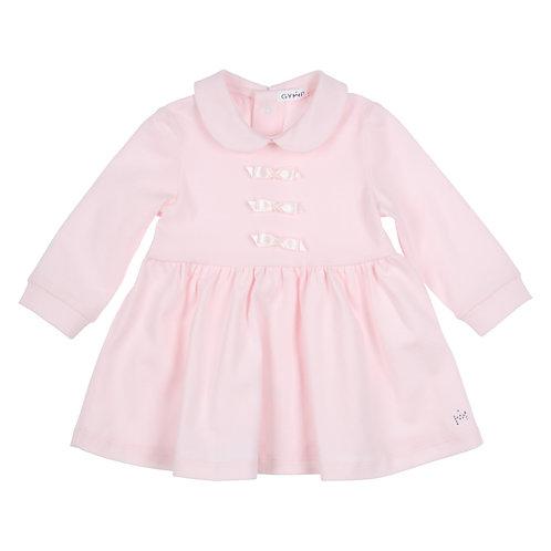 GYMP AERODOUX - Light Pink Dress Collar