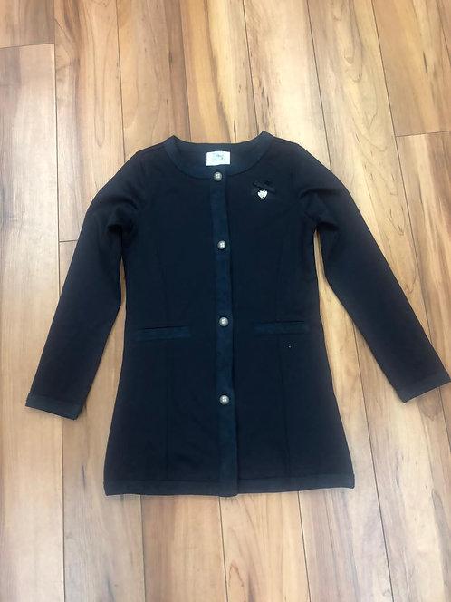 NoNo - Navy Long Sleeve Dress