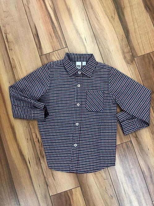 iDO- Check shirt