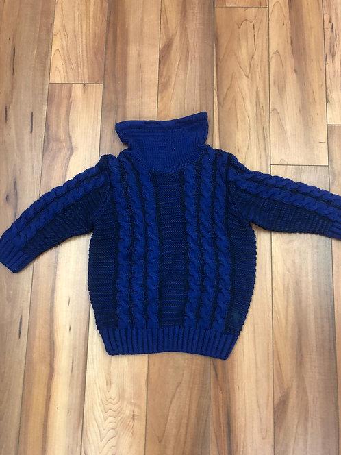UBS2 - Blue Knit Jumper