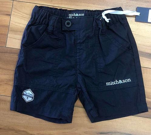 Mitch & Son -  Navy Shorts