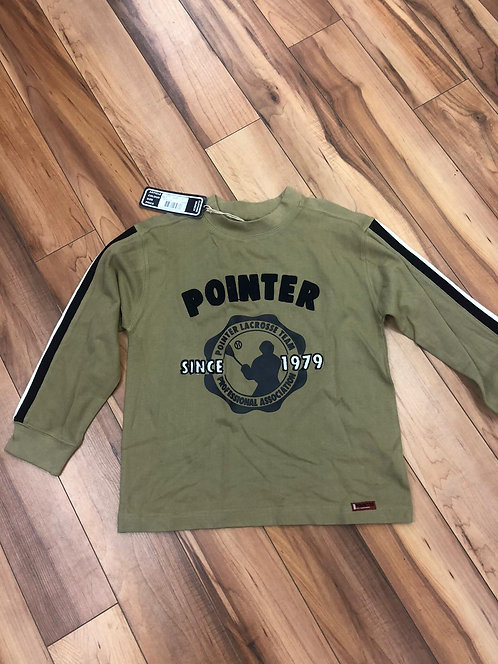 Pointer - Long Sleeve Top