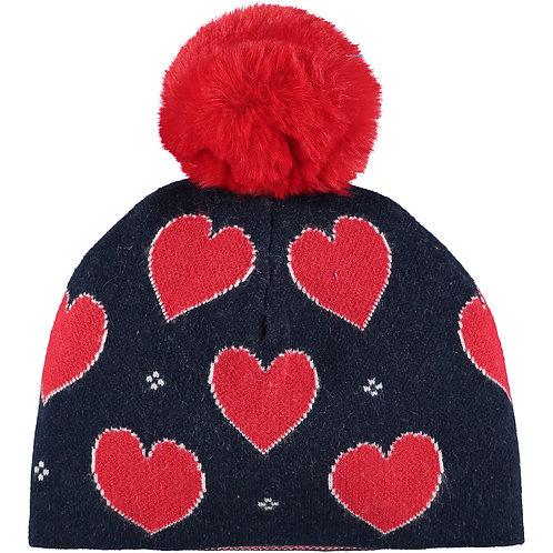 A Dee -Robyn Heart Hat
