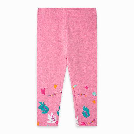 Tuc Tuc - Pink Sequins Leggings
