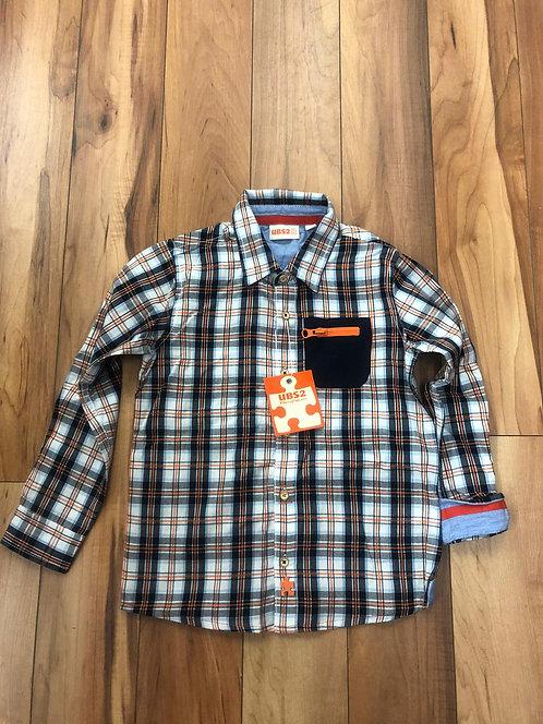 UBS2 - Check Shirt