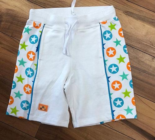Mitch & Son - Isaiah White Shorts