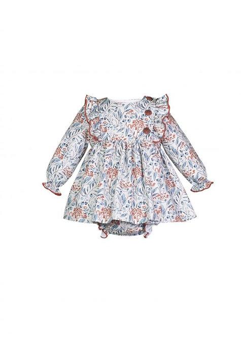 Eve - Ginger Jesusito Flores Dress Set
