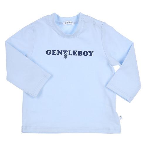 GYMP -  Light Blue Gentle Boy Long Sleeve
