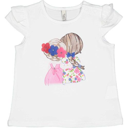 Birba - White T- Shirt