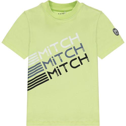 Mitch - Maryland Lime T-Shirt