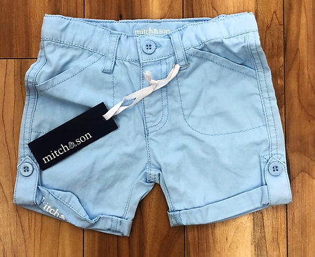 Mitch & Son Blue Shorts