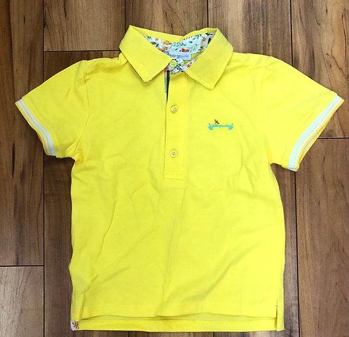 Tutto Piccolo - Yellow Polo Shirt