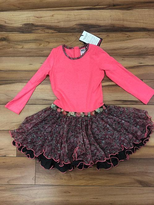 Loff Pink Coral Dress